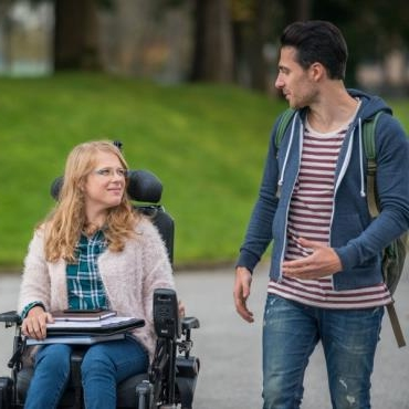 NDIS Provider / Disability Support
